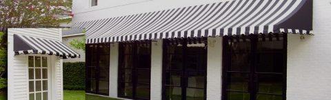 Desain Kanopi Kain sunbrella Cafe Terbaik SOLO